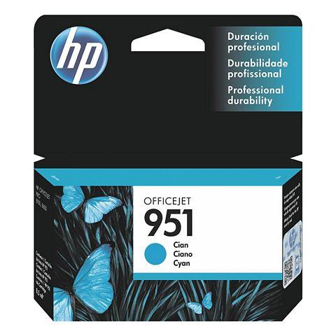 HP 951 - Inktcartridge / Cyaan