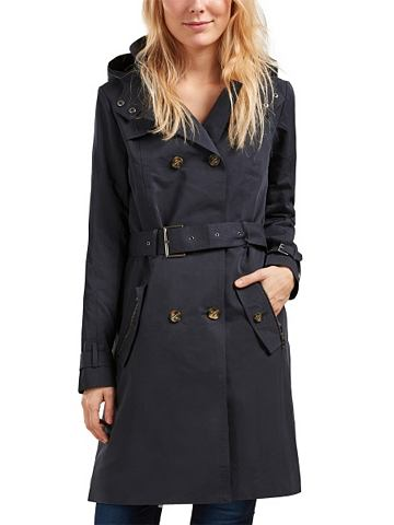 Only Lange Trenchcoat