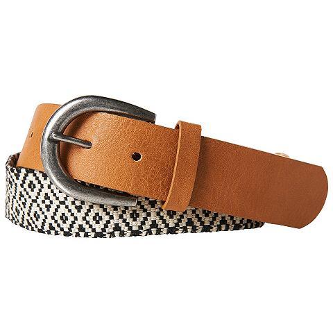 Tom Tailor Riem »jacquard Belt«