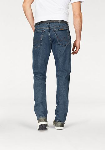 Regular jeans, WRANGLER, stretch