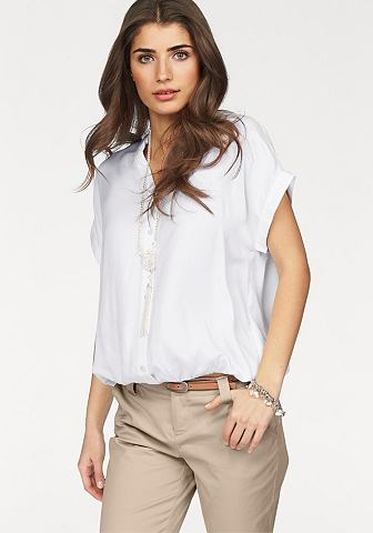 CHILLYTIME Shirt-blouse met V-hals