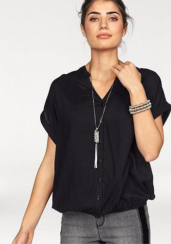 CHILLYTIME Shirt-blouse met V-hals