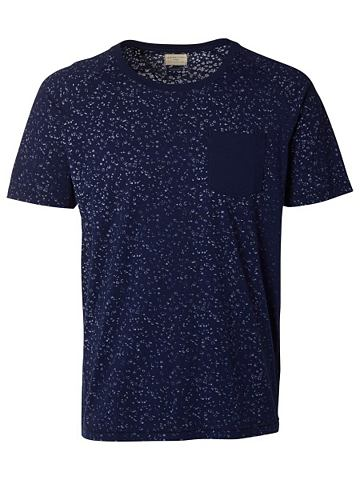 NU 20% KORTING: Selected Ronde hals - T-shirt