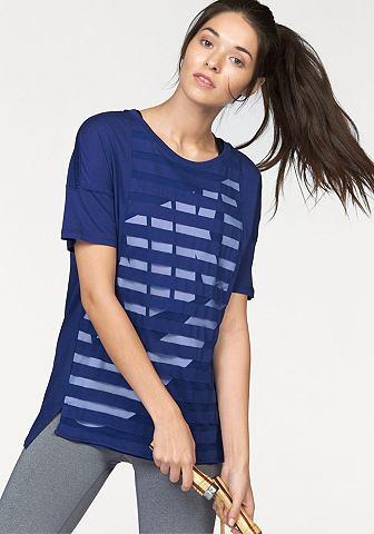 NIKE T-shirt NIKE TEE-STRIPE