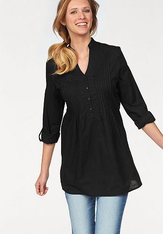 CHEER blouse in lang model