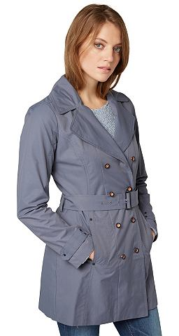 Tom Tailor Jas »modern Trench With Belt«