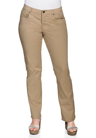 SHEEGO CASUAL Stretch-broek Recht