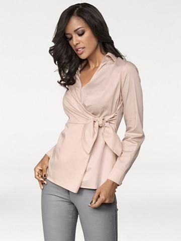 Geknoopte blouse
