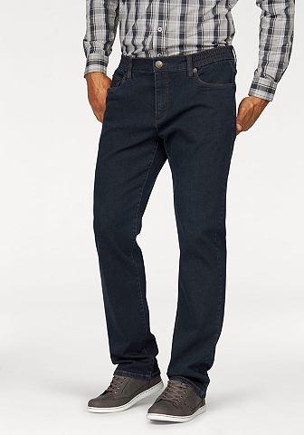 MAN'S WORLD jeans met elastische band »stretch«
