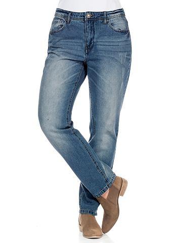 SHEEGO DENIM Jeans in boyfriendstijl