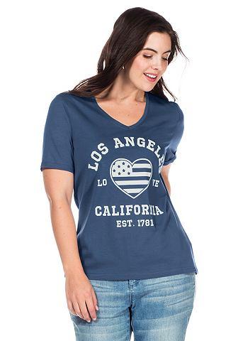 SHEEGO CASUAL sportief T-shirt