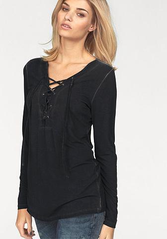 NU 20% KORTING: LAURA SCOTT shirt met lange mouwen