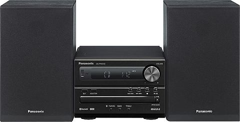 PANASONIC SC-PM250 micro-hifi-set, Bluetooth, RDS, 1x USB