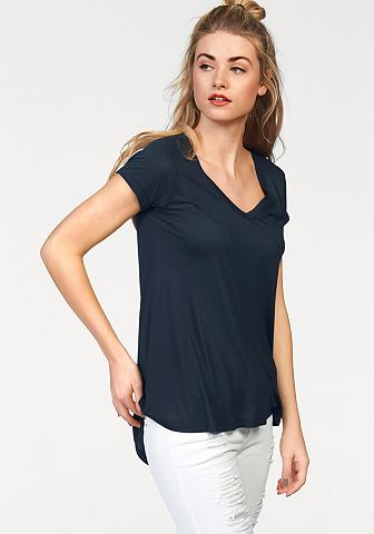 AJC Oversized shirt met opgestikte borstzak