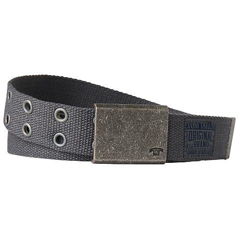 Tom Tailor Riem »woven Belt«