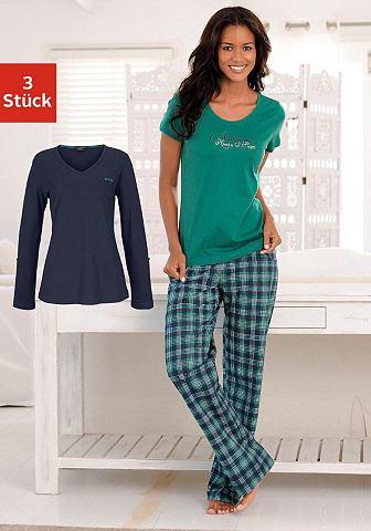 H.I.S. 3-delige pyjama