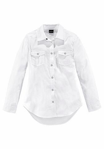 ARIZONA blouse met lange mouwen