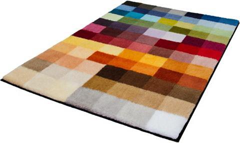 Badmat, KLEINE WOLKE, »Cubetto«, hoogte 27 mm, antisliprug