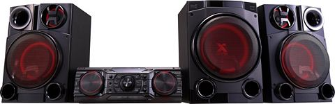 LG CM8460 stereoset, Bluetooth, RDS, 2x USB