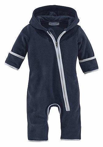 NU 15% KORTING: KLITZEKLEIN fleece-overall, voor baby's