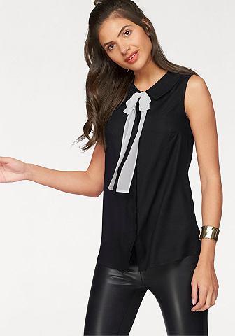 AJC blouse met kraagstrik