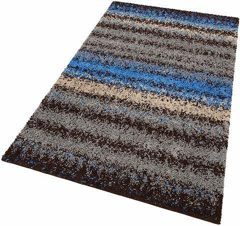 Hoogpolig vloerkleed, MY HOME, »Fabia«, hoogte 30 mm, geweven