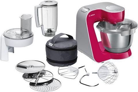 Bosch keukenmachine »CreationLine MUM58420«, 3,9 liter, 1000 W