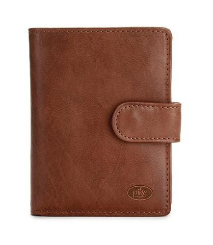 piké leren portemonnee »Santo«