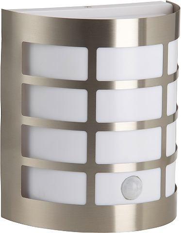 Brilliant Buitenlamp 1 Fitting Wandlamp Met Bewegingsmelder Rune kopen