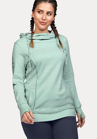 KANGAROOS Capuchonsweatshirt met duimgaten