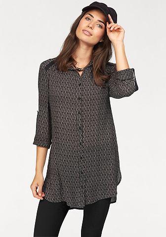 Boysen's blouse in lang model