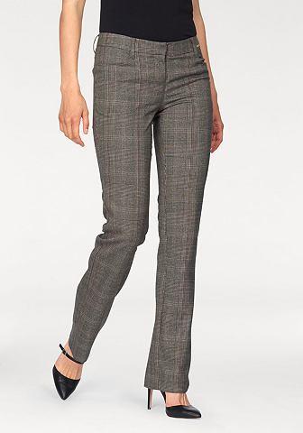 BRUNO BANANI Pantalon met ruitmotief