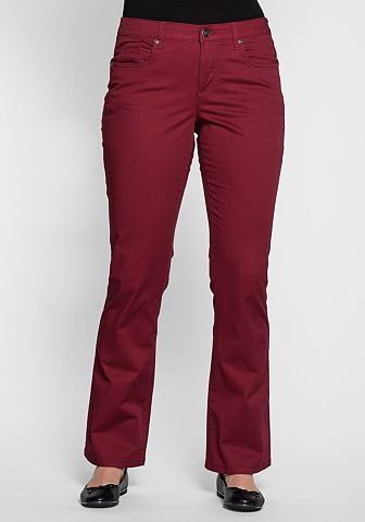 SHEEGO CASUAL Stretch-broek Bootcut