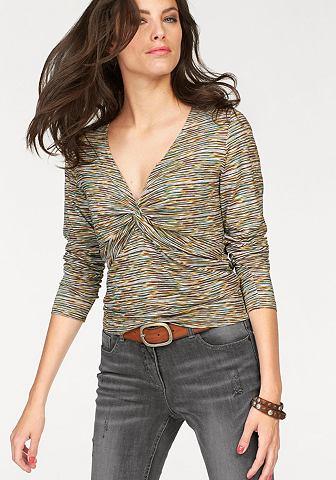 ANISTON shirt met lange mouwen