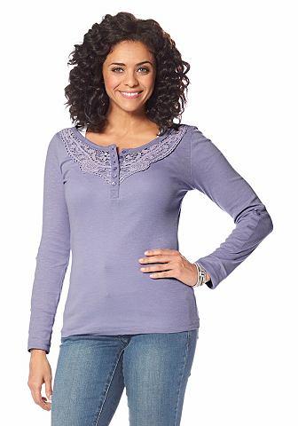 FLASHLIGHTS Shirt met lange mouwen