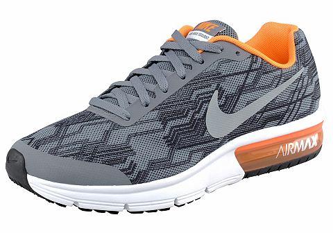NU 20% KORTING: NIKE sneakers »Air Max Sequent Print«