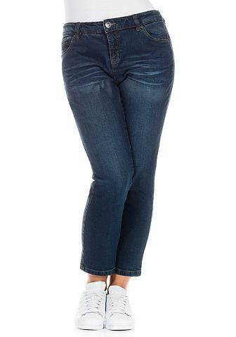 SHEEGO DENIM 7/8-jeans met smalle pijpen