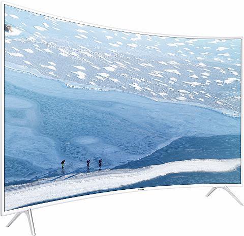 SAMSUNG UE55KU6519UXZG, curved LED-TV, 138 cm (55 inch), 2160p (4K Ultra HD), Smart TV