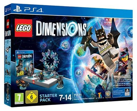 Ps4 Lego Dimensionstarter Pack kopen