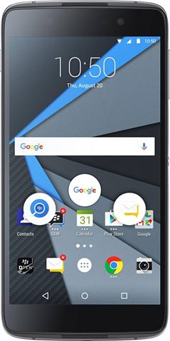 Blackberry DTEK 50 smartphone, 13,2 cm (5,2 inch) display, LTE (4G), Android 6.0 (Marshmallow)