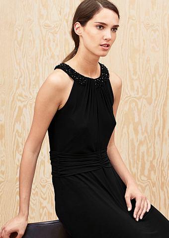 NU 15 KORTING s.Oliver BLACK LABEL Glamoureuze maxi dress