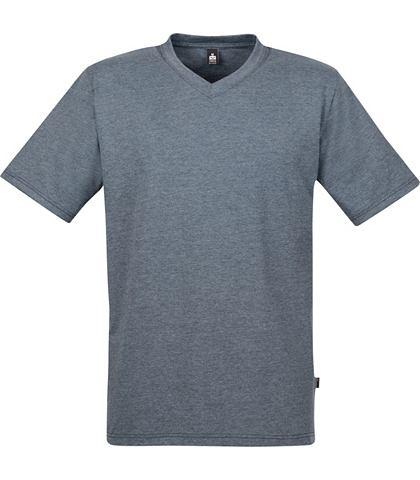 TRIGEMA T-shirt »stevige en gemakkelijk te onderhouden katoen«