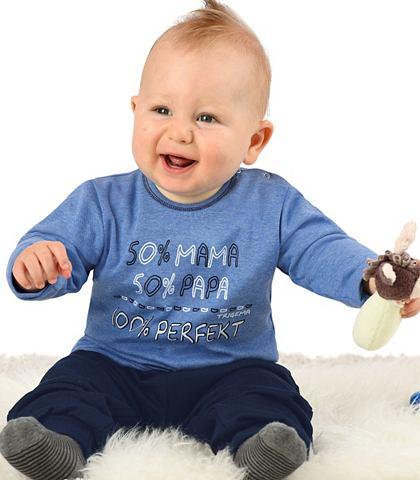 TRIGEMA Shirt - mama & papa