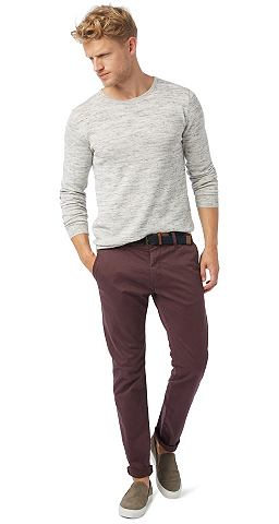 Tom Tailor Broek »chino With Belt«