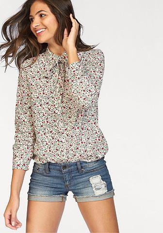 NU 15% KORTING: AJC blouse met kraagstrik