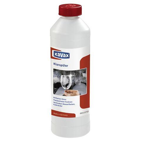 Xavax Glansspoelmiddel voor afwasmachines, 500 ml » «