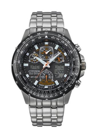 Pilotenchronograaf, Citizen, Super Skyhawk