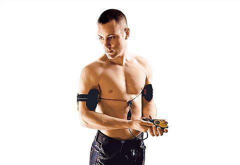 Navulverpakking elektroden, Slendertone