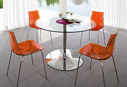 Glazen tafel, Calligaris