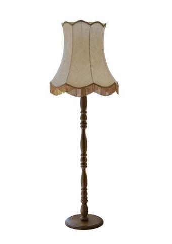 LAUE Staande lamp met enkele fitting